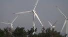 迫力の風力発電・緑が浜エコパーク
